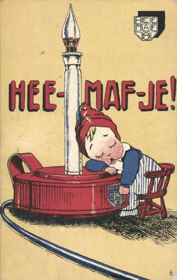 Schemerlamp-reclamekaartHeemaf1918