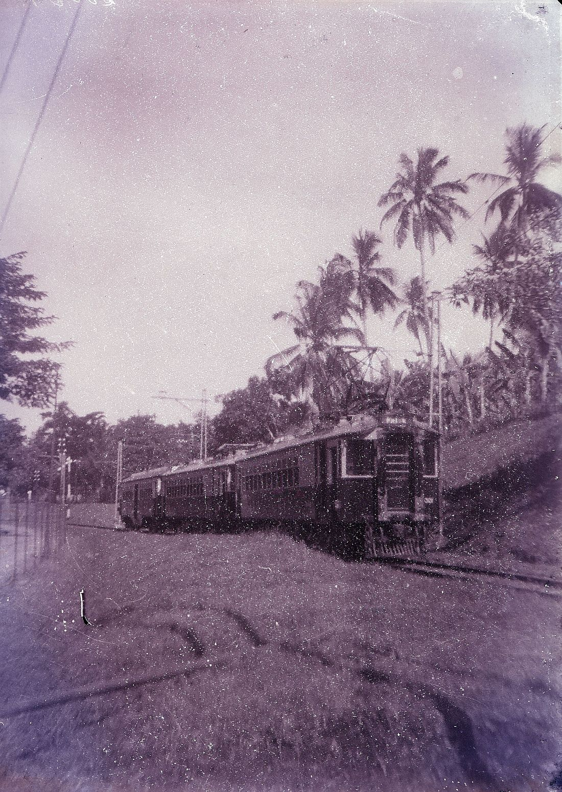 De 3201 richting Priok (1926)